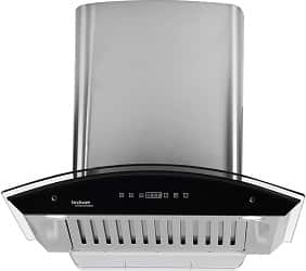 Hindware 60cm 1200 m3hr Auto Clean Chimney