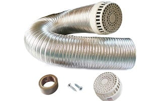 Chimney Exhaust Pipe